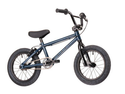 BLANK Digit 14 Blue BMX