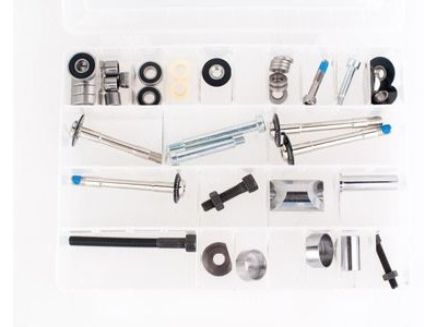 FELT Bearing - Hardware & Rebuild-Kit Virtue 2009-10