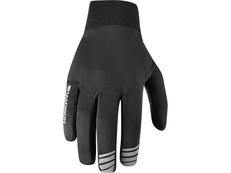 MADISON Isoler Roubaix thermal gloves, black click to zoom image