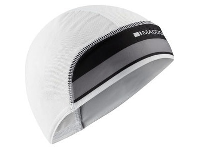 MADISON Isoler Mesh skullcap, white one size
