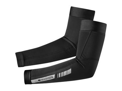 MADISON Sportive Thermal arm warmers, black
