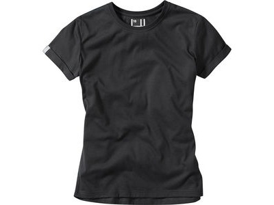 MADISON Tech Tee women's, black