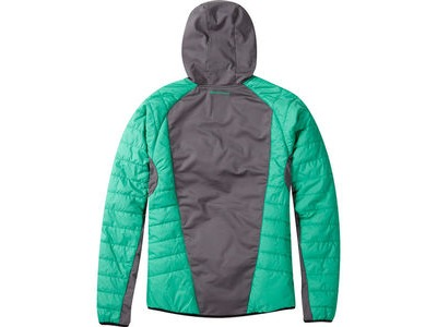 MADISON DTE men's hybrid jacket, emerald green click to zoom image