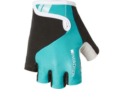 MADISON Keirin women's mitts peacock blue