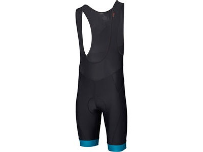 MADISON Sportive men's bib shorts, black/blue