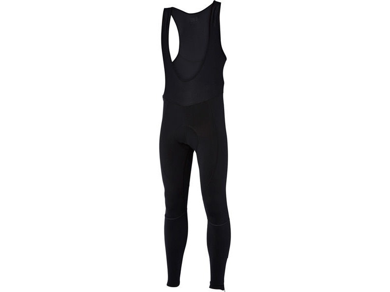 MADISON Stellar men's bib tights with pad, black click to zoom image