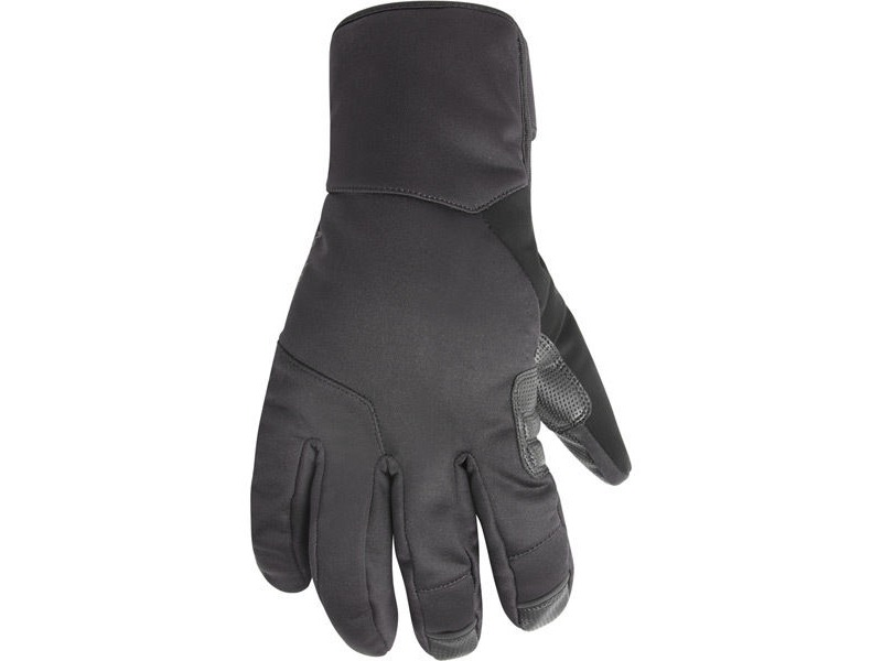 MADISON DTE Gauntlet men's waterproof gloves, black click to zoom image