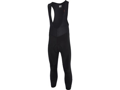 MADISON Sportive men's DWR 3/4 bib shorts, black