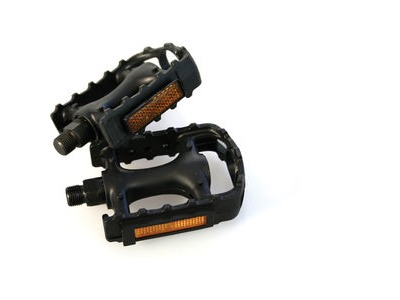 CYCLELANE Standard plastic pedals - 1/2""