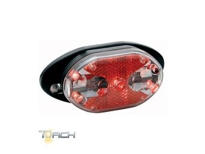 TORCH REAR 5X TAILBRIGHT CARRIER FIT