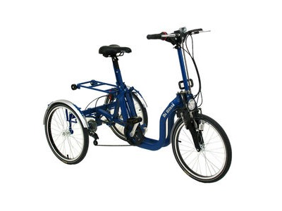 MISSION Di Blasi R32 Std Folding Trike  click to zoom image