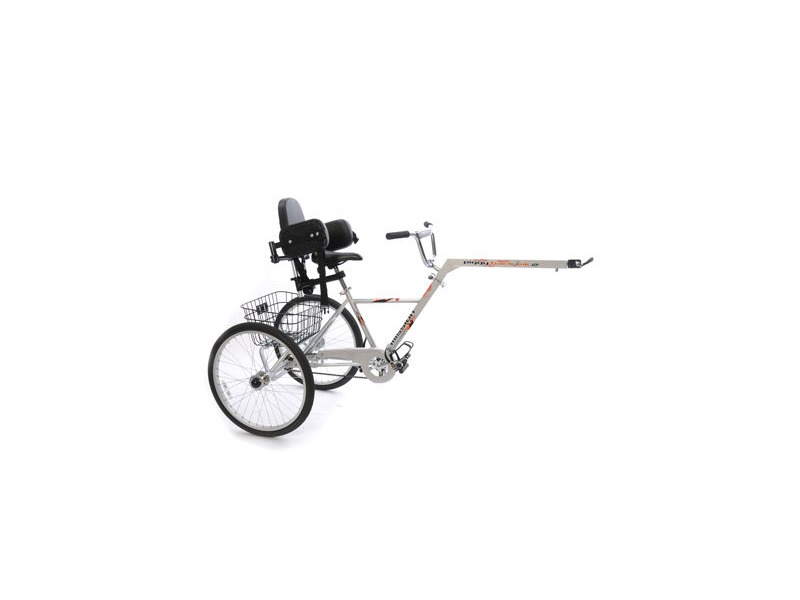 "MISSION Piggyback 24"" wheel with special adaptions click to zoom image"