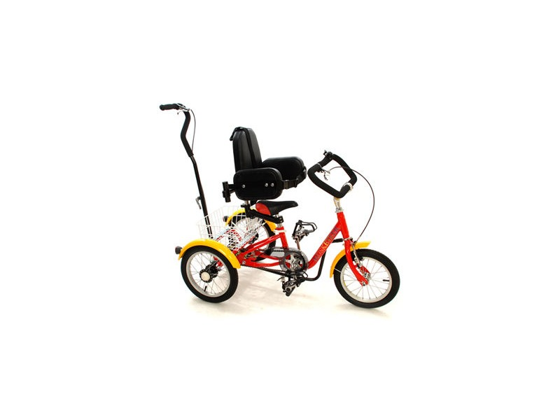 MISSION Musketeer rear steer tricycle click to zoom image