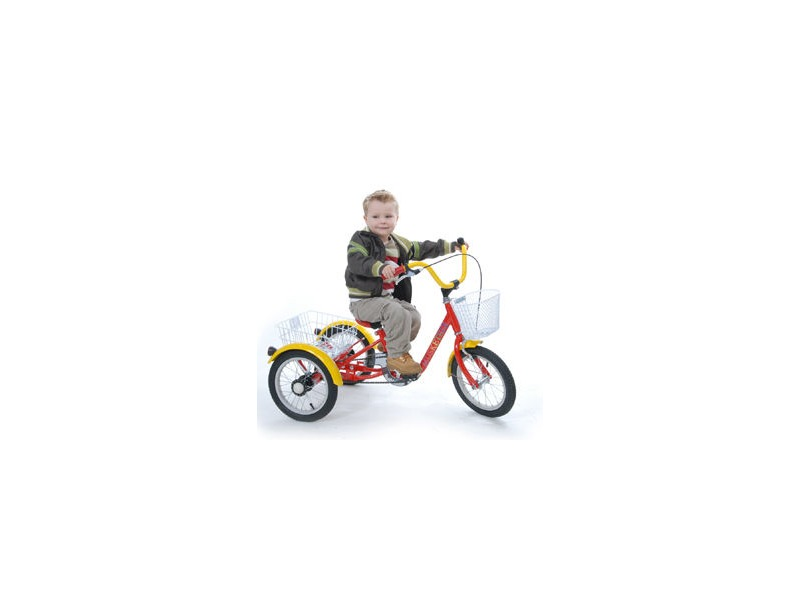 MISSION MUSKETEER childs trike 14 inch click to zoom image