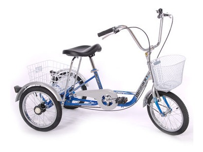 "MISSION Trilogy 16"" trike"