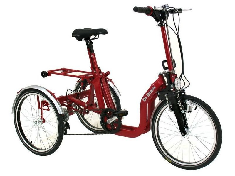 MISSION Di Blasi R32 Junior Folding Trike click to zoom image